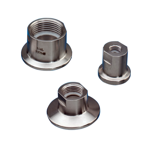 Female BSP Stainless Steel Tri-Clamp Adapter - Flowstar (UK) Limited