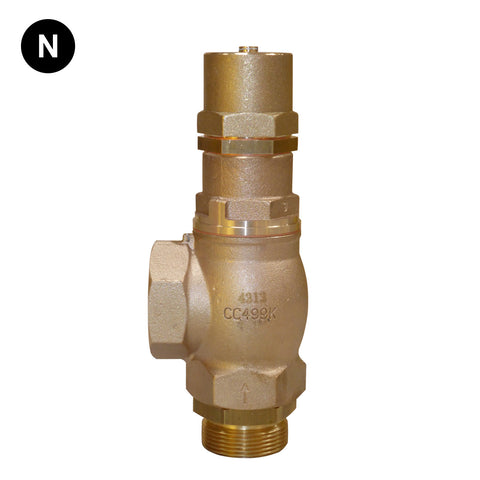 CT5-1 Relief Valve - Flowstar (UK) Limited