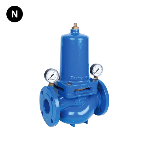 Honeywell D15S Pressure Reducing Valve - WRAS