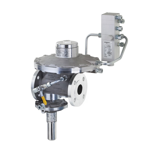 Medenus RSP254 Pilot Operated Gas Pressure Regulator and Shut Off Valve