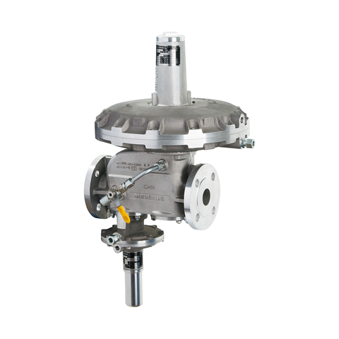 Medenus RS255 Gas Pressure Regulator and Shut Off Valve