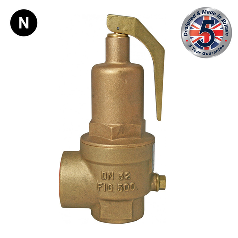 NABIC Fig 500 High Lift Safety Relief Valve