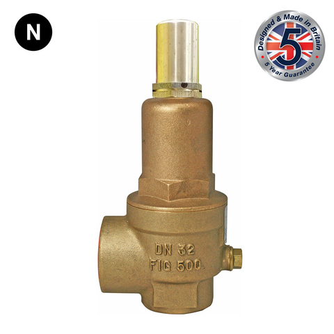 Nabic Fig 500L Relief Valve - Flowstar (UK) Limited