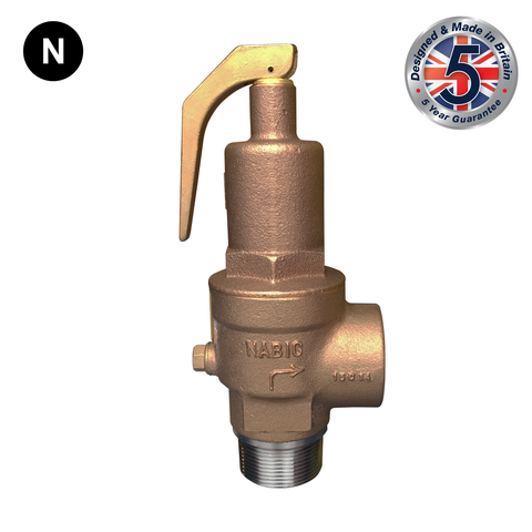 Nabic Fig 500SS High Lift Safety Valve - Flowstar (UK) Limited