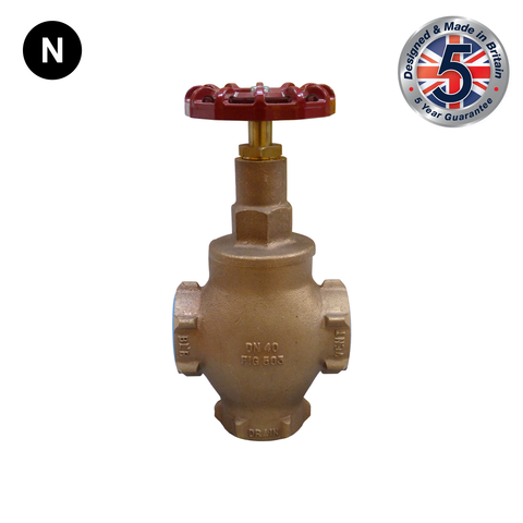 Nabic Fig 503 Three Way Valve - Flowstar (UK) Limited