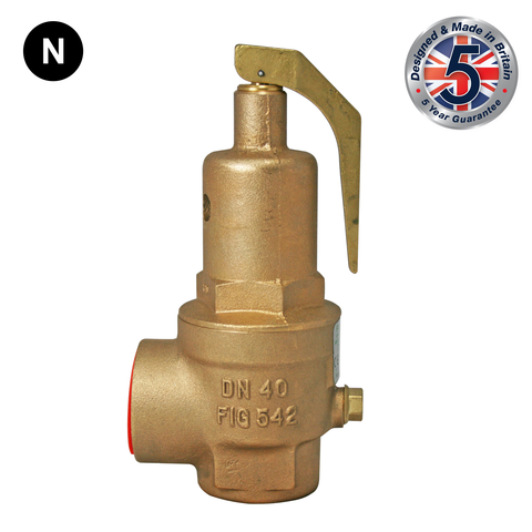 Nabic Fig 542 Safety Relief Valve - Flowstar (UK) Limited