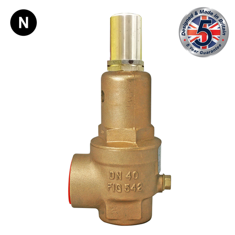 Nabic Fig 542L Relief Valve - Flowstar (UK) Limited