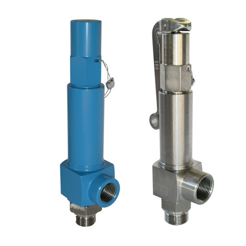 Niezgodka Type 14 Relief Valve - Stainless Steel & Special Alloys - Flowstar (UK) Limited - 1