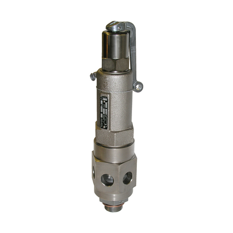 Niezgodka Type 62 Open Discharge Safety Valve - Flowstar (UK) Limited - 1