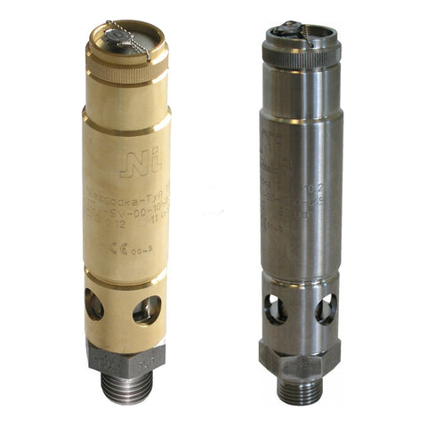 Niezgodka Type 110 Safety Valve - Flowstar (UK) Limited
