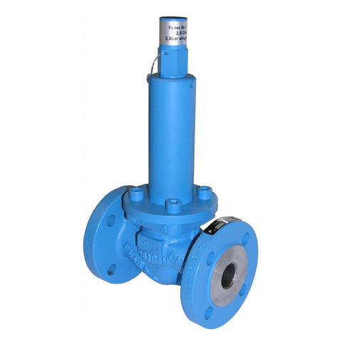 Niezgodka Type 13 Straight Pattern Relief Valve - Flowstar (UK) Limited  - 1