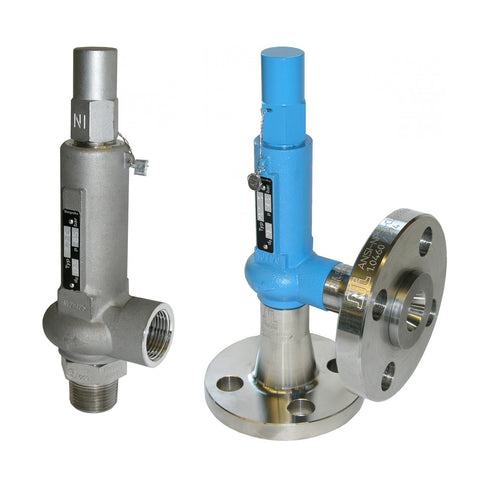 Niezgodka Type 18 Relief Valve - Flowstar (UK) Limited
