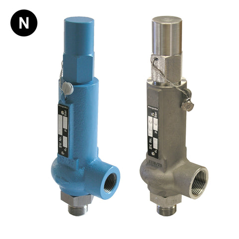 Niezgodka Type 1 Relief Valve - Flowstar (UK) Limited - 1