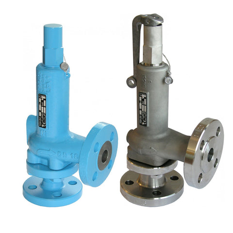 Niezgodka Type 30 Safety Valve - Flowstar (UK) Limited