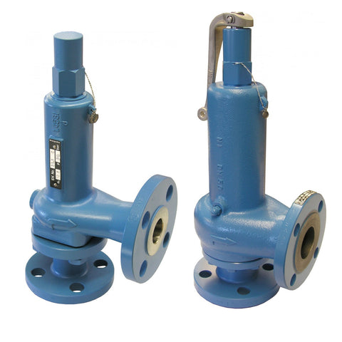 Niezgodka Type 31 Safety Valve - Flowstar (UK) Limited