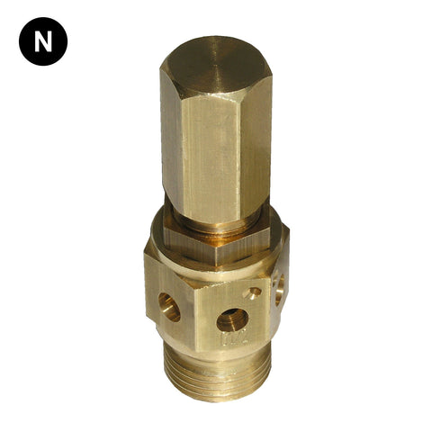 Niezgodka Type 4 Open Discharge Relief Valve - Flowstar (UK) Limited - 1
