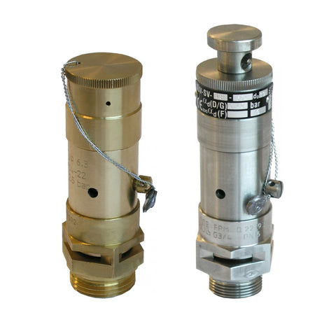 Niezgodka Type 6 Safety Valve - Flowstar (UK) Limited