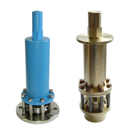 Niezgodka Type 7 Open Discharge Relief Valve - Flowstar (UK) Limited