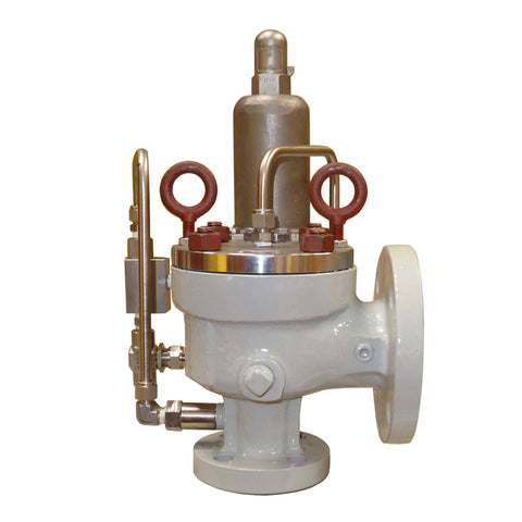 Pilot Operated Safety Valve - Flowstar (UK) Limited