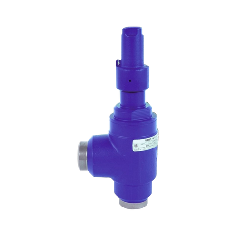 Refrigeration Overflow Valves