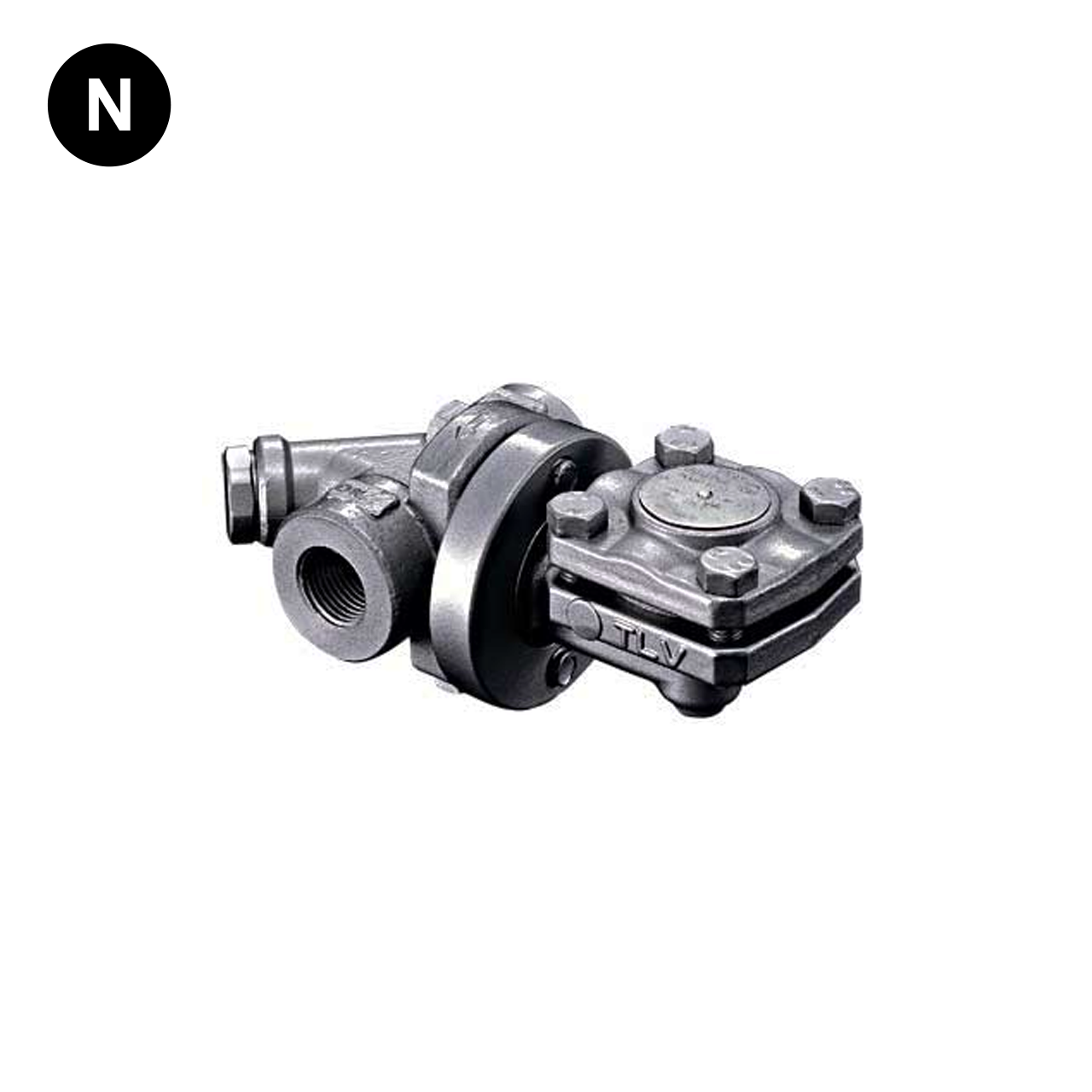 Tlv j7. 2x flanged free float steam trap steam select.