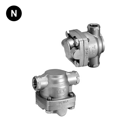 TLV SS1NL & SS1NH Free Float Steam Traps - Flowstar (UK) Limited