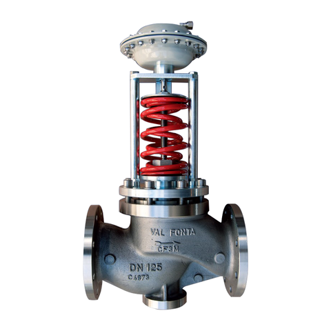 Valfonta S1 Steam Pressure Sustaining Valve - Flowstar (UK) Limited - 1