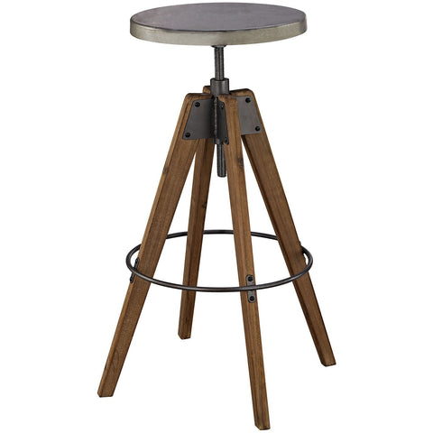 The Elk Group Internation Guildmaster Rolfe Stool #3187-002 Stool