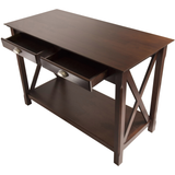 Winsome Xola Contemporary Sideboard Table with Drawers - Cappuccino -  - 2