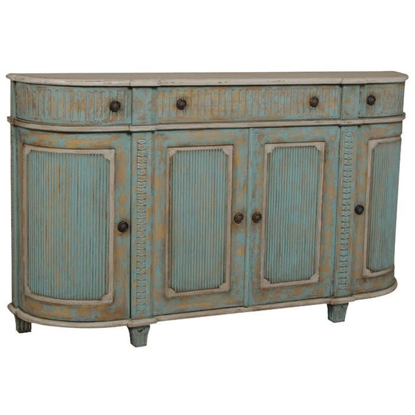 The Elk Group Internation Guildmaster Italian Demilune Chest #603502 Chest