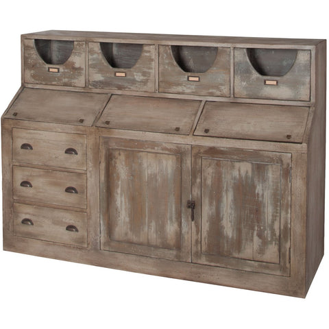 The Elk Group Internation Guildmaster Kitchen Storage Cabinet #6416003 Cabinet