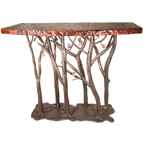 Stone County Ironworks Enchanted Forest Sideboard - Copper Finish -  - 1