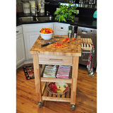Chris & Chris Pro Chef Kitchen Cart Work Station -  - 6