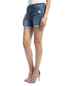 Liverpool Women's Vickie Rolled Denim Short