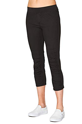 Jetter Crop Leggings - Stylish Stretch Pants for Women