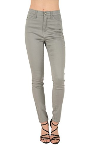 Kan Can Women's Super High Rise Jeggings