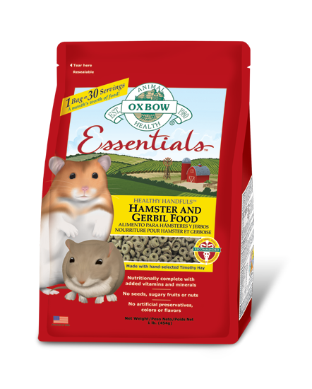 Essentials Hamster & Gerbil Food