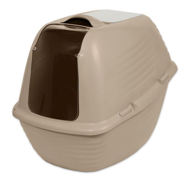 Stay Fresh Hooded Cat Litter Pans