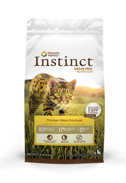 Nature's Variety Instinct Grain Free