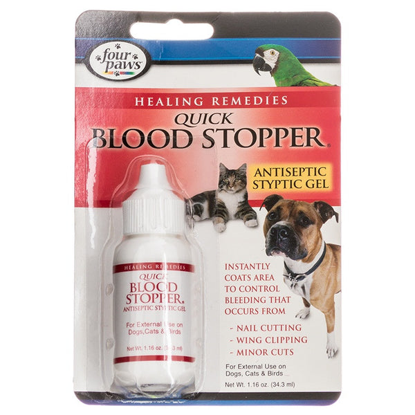 Quick Blood Stopper Styptic Gel