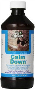 Calm Down for Cats