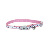 Lazer Brite Reflective Adjustable Breakaway Cat Collar