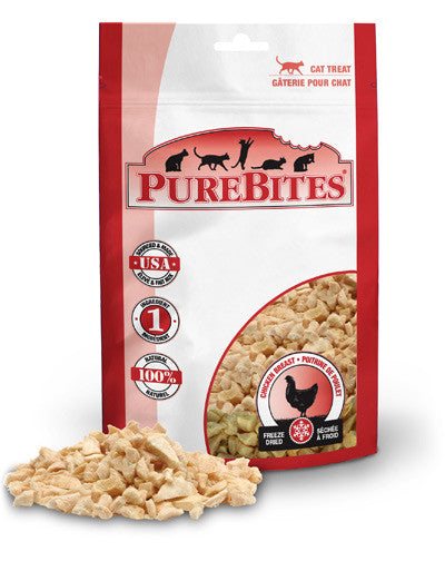 Pure Bites Freeze Dried Cat Treats
