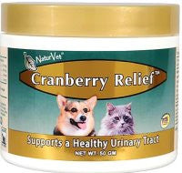 Cranberry Relief for Cats or Dogs