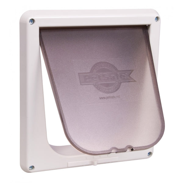 Deluxe 4 Way Locking Cat Flap