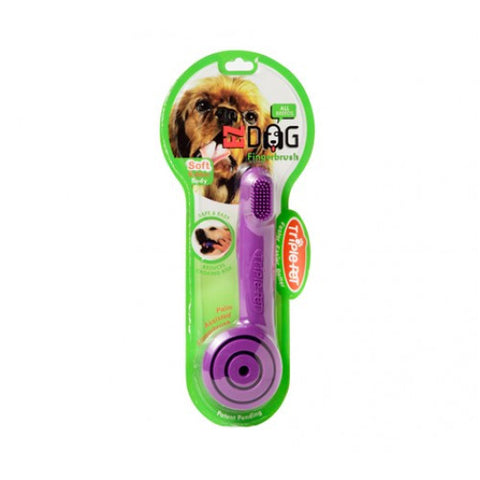 EZDOG Finger Brush