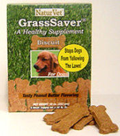 Grass Saver Dog Biscuits