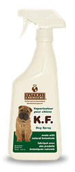 KF Natural Dog Flea Spray