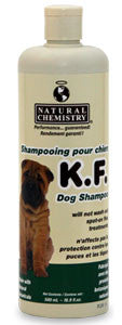 KF Natural Dog Flea Shampoo