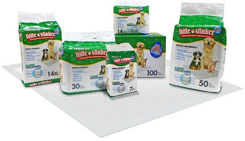 Little Stinker Puppy Training Pads